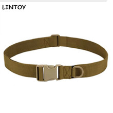 Buy Prevalent Nylon Belt Male Army Tactical Belt Men Military Waist Canvas Belts Cummerbunds High Strap 4 Colors for $2.56 in AliExpress store