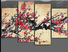 Hand-Painted oil painting high quality Modern artists painting flower painting DM-15050346