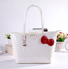 New Hello kitty Handbag Shoulder Bag Purse yey-43181(China)
