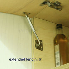 "kitchen cabinet door lift pneumatic support hydraulic gas spring stay 6"" 15cm(China)"