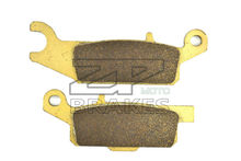 Brake Pads For ATV YAMAHA YFM 550 FGPY/Z/A/B/D/E EPS Grizzly Auto Fi 2009-2014 10 11 12 13 Front(Right) OEM New ZPMOTO-BRAKES