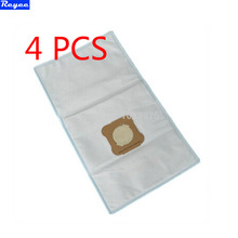 4 PCS NTNT Fit for Kirby G4 G5 G6 Dust Bags Generation Microfibre Vacuum Cleaner Hoover non-wowen dust bag hepa filter dust bag(China)