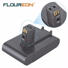 For Dyson 22.2V 2000mAh FLOUREON Rechargeable Battery for DC31 DC34 DC35 (NOT fit for Type B series) 17083 Vacuum Cleaner Li-Ion(China)