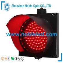 Clear Lens 12 inche Solar Led Traffic Light CE&RoHS With 10 Years Exporting(China)