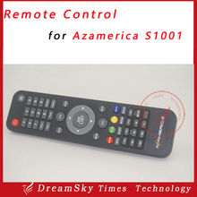 5pcs/lot  Remote Control for AZ america S1001 satellite receiver  Azamerica S1001 remote control free shipping