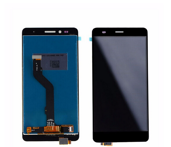 5.5 Lcd display screen+Touch Glass Digitizer assembly for huawei Ascend Honor 5X Pantalla white /black/gold<br><br>Aliexpress