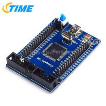 1PCS Atmega64 Development Board AVR Development Board Learning Board Core Board Free Shipping