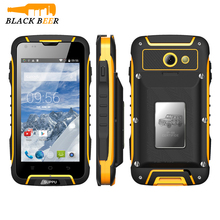 Original 4.5 Inch Waterproof Rugged Mobile Phone SUPPU F605 12000mAh Big Battery MTK6572 Dual Core 3G Smartphone Dual SIM