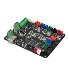 MKS Base V1.5 3D Printer Control Board With USB Mega 2560 R3 Motherboard RepRap Ramps1.4 Compatible Free Shipping