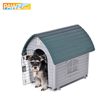 PAWZ Road Fast Delivery Pet House Lovely Easy To Install Plastic Pet Bedroom For Puppy Kitten Rabbit High Quality Pet Supplies(China)