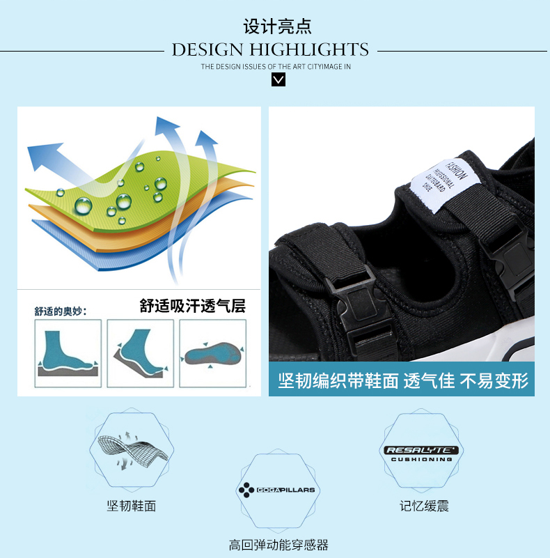YRRFUOT Summer Big Size Fashion Men's Sandals Outdoor Hot Sale Trend Man Beach Shoes High Quality Non-slip Adult Flats Shoes 46 11 Online shopping Bangladesh