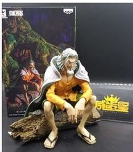 Original Banpresto creator x creator Figurine Silvers Rayleigh one piece figure toy model