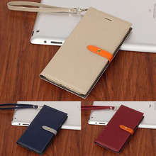 "For ( Samsung Note 5 ) Luxury Leather Wallet Flip Lanyard Cases Cover sFor Samsung Galaxy Note 5 N9200 5.7"" Phone Bags Coque"