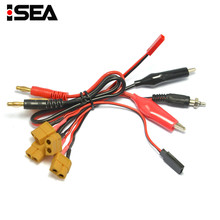 HTRC Charge Cables Set With XT60 Connector for RC Charger IMAX B6 B6AC B6 V2 B6 Mini HTRC B6V2 etc