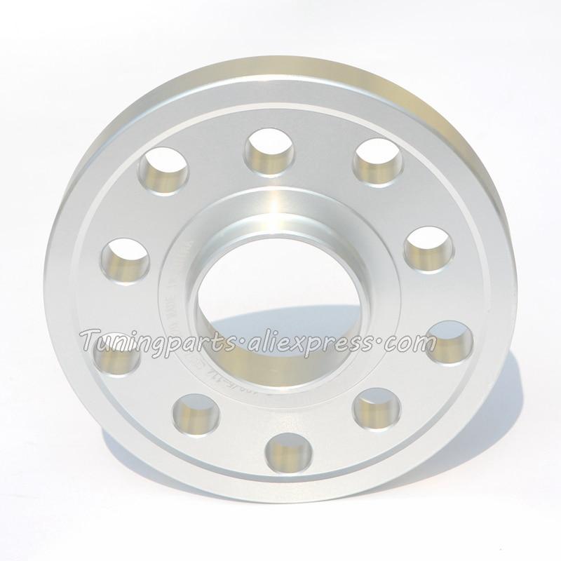 Hubcentric 20mm Rueda de la aleación Separadores Para Vw Transporter T4 van 5x112 57,1 Par