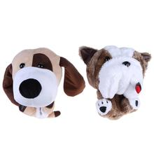 Protective-Head-Cover Golf-Accessories 460cc-No.1-Driver Wood Golf-Club Animal Cute