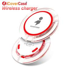 Buy New Original iCoverCase Qi Wireless Charger iPhone X iPhoneX 8 8Plus Charging Pad Power Bank Dock iPhone 8 Plus Charer for $10.72 in AliExpress store