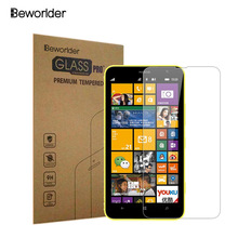 For Nokia Lumia 1320 With Retail Box Phone Screen Premium Tempered Glass Anti Shatter Toughened Protector Film