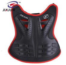 JIAJUN Children's Ski Snowboard Back Support Motorcycle Back Protector Shoulder Support Underarmor sport Motocross Back Protecti(China)