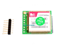 SIM900A SMT type GSM/GPRS module SIM900 New And Original Parts In store promotion(China)
