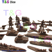 Wholesales Mini Model 26pcs Soldier Ship Car Tank Plane for Collections Kid Toys Wars Game  and Combat Game