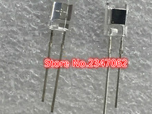 Side photodiode SFH206K angle 60 degree power 150MW wavelength 850nm silicon photocell