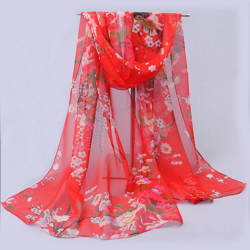 chiffon scarf 281-rd
