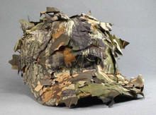 3D Leaf Camouflage Hat Outdoor Sports Mens Camo Hat Camouflage Cap Fast Dry Good Air for Fishing Hunting Camping Airsoft