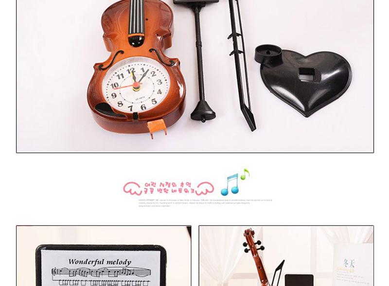 car digital clock lit parapluie pendulum of clock small desk clock clock for desk islamic wall clock retro wall clock mechanical table clocks table date (15)