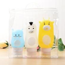 Empty Tubes Cosmetic Cream Travel Lotion Containters Containers Bottle Shampoo Bath Container Portable Bottle dropship 17oct20(China)
