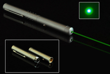 Powerful Military High-Power 50mW Green Laser Pointer Light Beam Visible Sky Pen