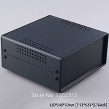 One pcs 150*70*140mm iron box electronic project enclosure power supply box electrical junction box tool case switch case