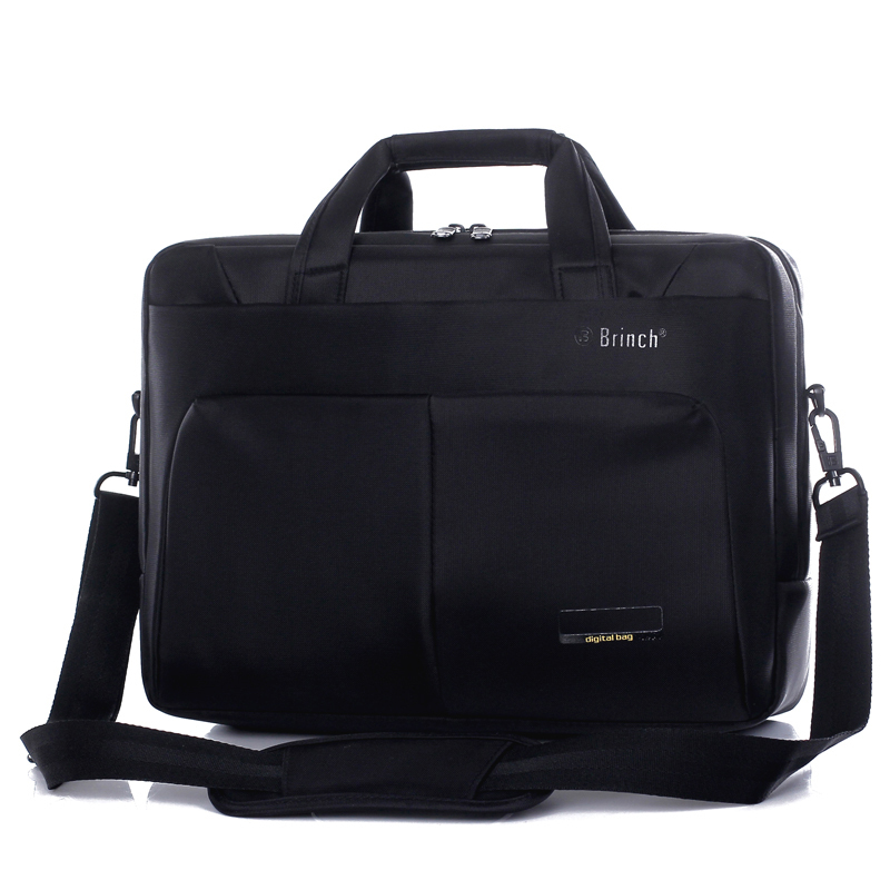Laptop Bag Case 15.6inch Nylon Airbag Shoulder Handbag Comeputer Bags Waterproof Messenger Unisex Notebook Bag Briefcase Busines<br>