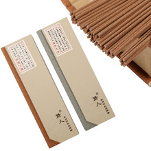 180pcs/pack Incense Natural Sticks Fragrant Wood Aromatic Chinese Incense Sticks Clean Air Auxiliary Sleep Health Incense