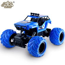 RC Car 1:12 4DW Rally Climbing Car Bigfoot Car Machines On The Remote Control Radio Controlled Toys for Boys.(China)