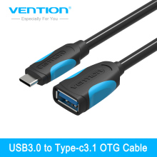 Vention USB 3.0 TO Type-C 3.1 OTG Cable Adapter Data Sync Charger Charging  For Samsung S4/S3 i9300 HTC Sony Android Tablet PC