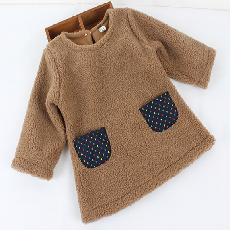 LSK High Quality Fashion Girls Winter Clothes Thickened Winter Dress Baby Girls Coat Girls 2015 Brand New Winter CoatОдежда и ак�е��уары<br><br><br>Aliexpress