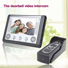 SY801M11 7'' Indoor Monitor Video Door Phone Camera TFT Screen Video Interphone Infrared Night Vision Doorbell Intercom Video