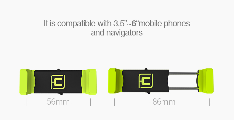 5 universal phone holder