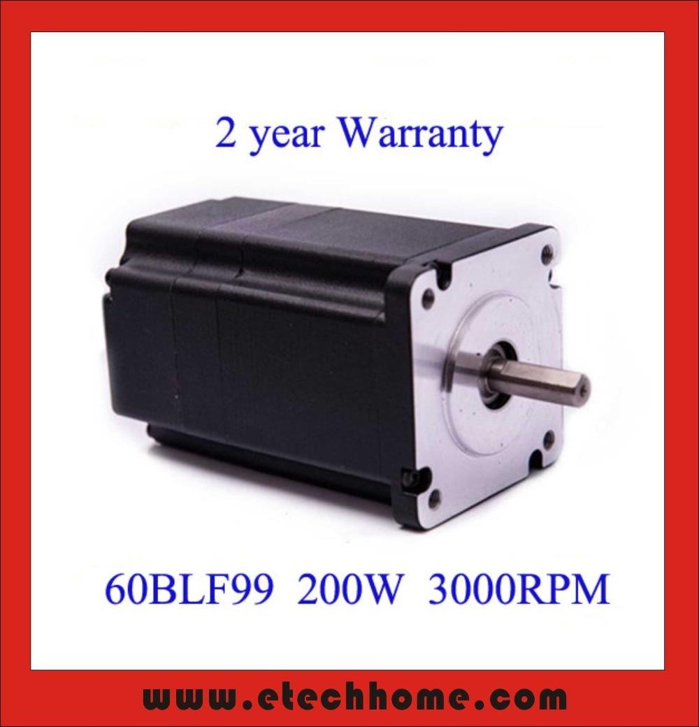 60 mm Brushless DC Motor 48V 200W 3000rpm<br><br>Aliexpress