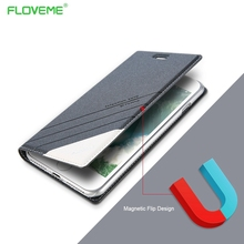 FLOVEME Brand Fashion Cover for iPhone 5 5S 5G SE Phone Accessories Stand Card Holder Luxury Leather Flip Cases for iPhone 5S SE(China)