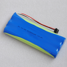 14.4V Ni-MH battery pack 3500mAh SC size cell for Vacuum Cleaner Sweeping Robot ECOVACS Deebot 540 550 560 570 580 D58 D56 D54(China)