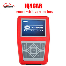 Good quality IQ4CAR Mega Macs 50 Code Scanner MEGAMACS-50 Cars Multifunction Diagnostic Tool with free DHL shipping