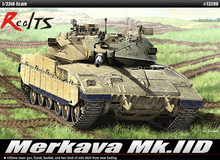 RealTS Academy model 13286 1/35 scale Merkava Mk.IID plastic model kit