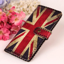Retro leather wallet card holders pocket money bag clutch phone case Doogee homtom HT3 HT6 HT7 HT37 HT16 HT17 HT20 X20 X30