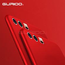 GURIOO soft Case For huawei p10 cases TPU silicon Slim Back Protect Skin Ultra Thin Phone Cover for huawei p10 plus case shell(China)