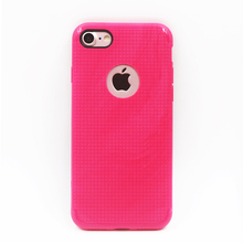 Cheapest Classic Grid Soft TPU Phone Case For Iphone 5 Case Skidproof TPU Silicone Phone Cover For iphone 5 6/6s 7/7 Plus