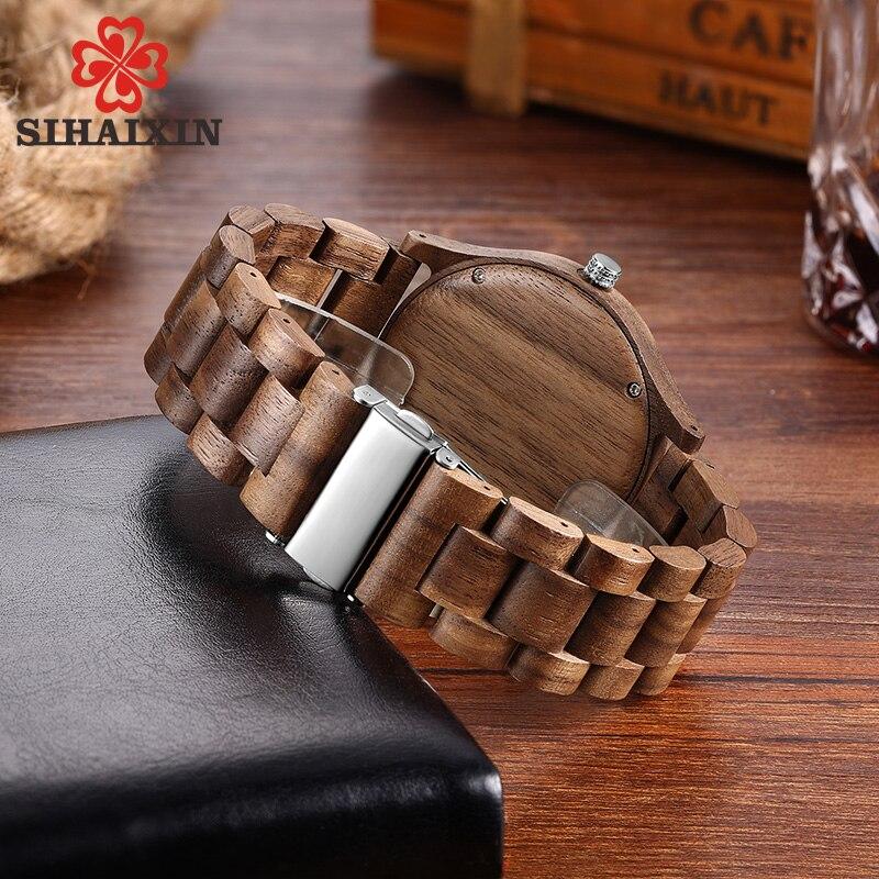 male wood watch 9