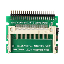 Pin-bare Laptop 44-Pin Male IDE To CF Card Adapter(China)