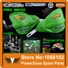 Probend CYCRA Motorcycle Motorcross Dirt Bike  Handguards Hand Guard Fit  KXF KLX 150 250 450 CRF YZF KTM RMZ Free Shipping
